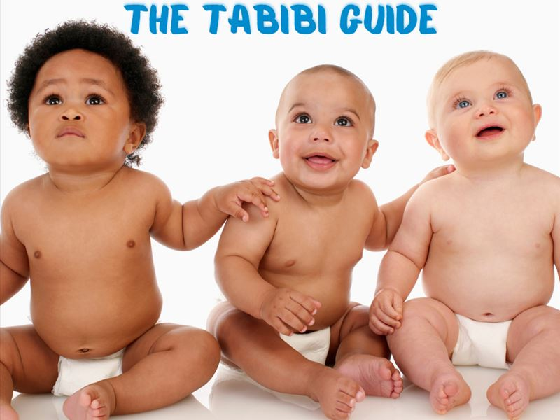 A Newborn's Guide By Tabibi