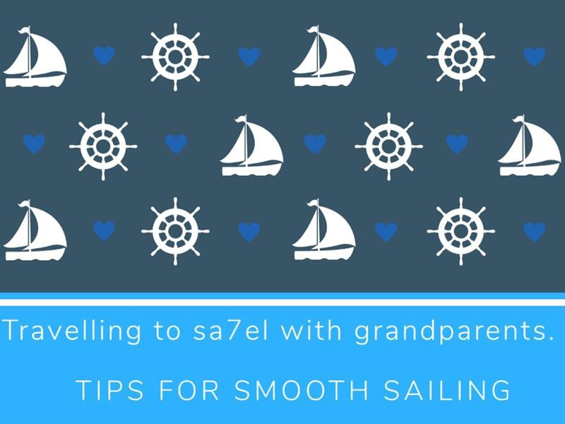 Traveling with our Seniors to North coast: Tips for smooth sailing.